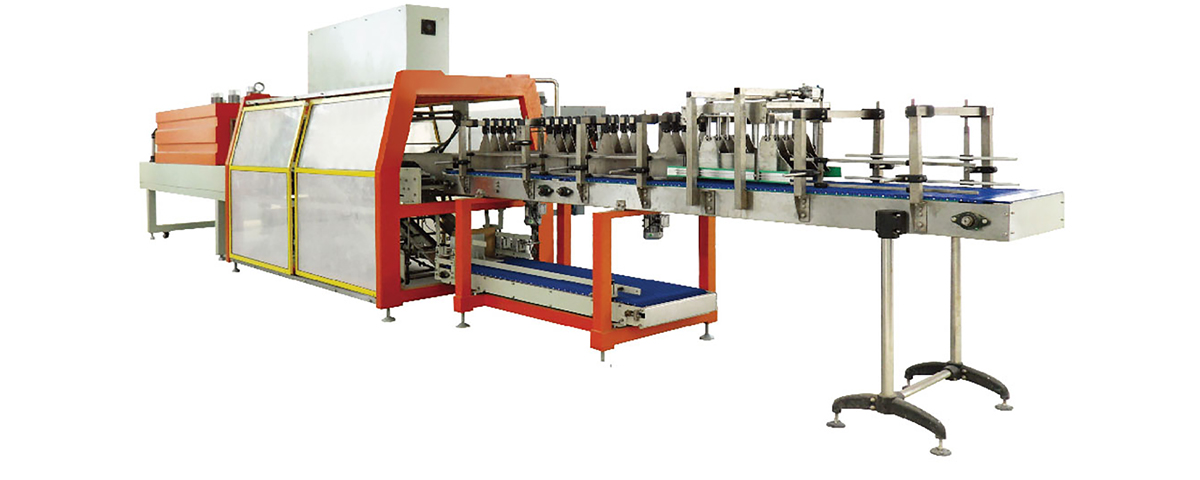MD 25A Single Roll Film Shrink Packaging Machine